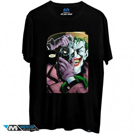 تیشرت Joker ComicbooK
