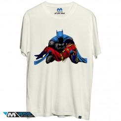 تیشرت Batman Minus Robin