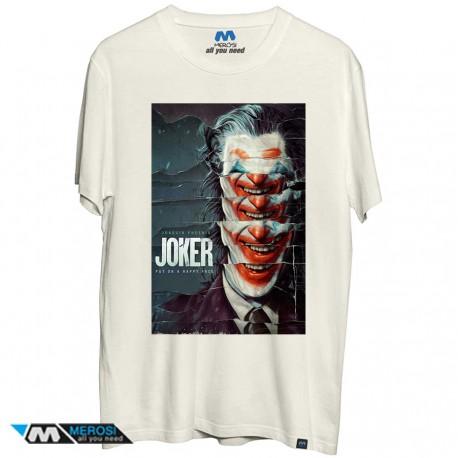تیشرت Joker put on a happy face