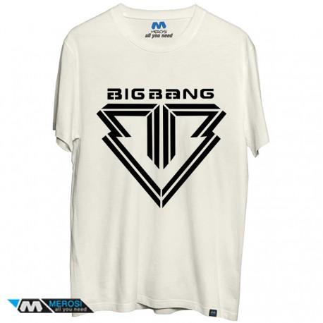 تیشرت Big bang logo