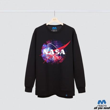 آستین بلند دورس Galactic NASA Logo
