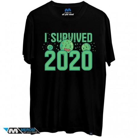 تیشرت I Survived 2020