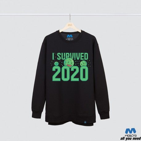 آستین بلند دورس I Survived 2020