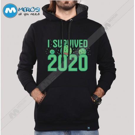 سویشرت I Survived 2020