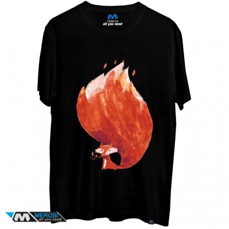 تیشرت Fox of fire
