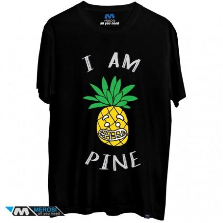 تیشرت Funny Gift Pineapple I Am Pine
