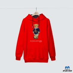 هودی قرمز 2 Polo Bear