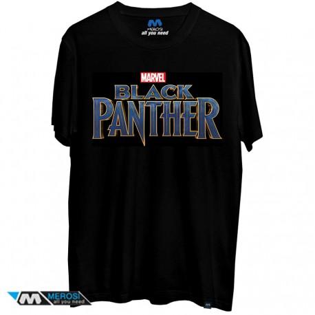 تیشرت Black Panther Title