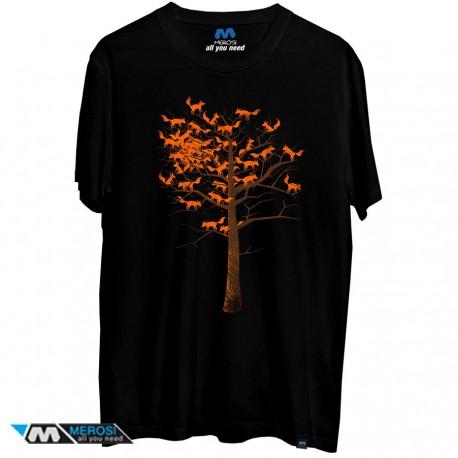 تیشرت Blazing Fox Tree