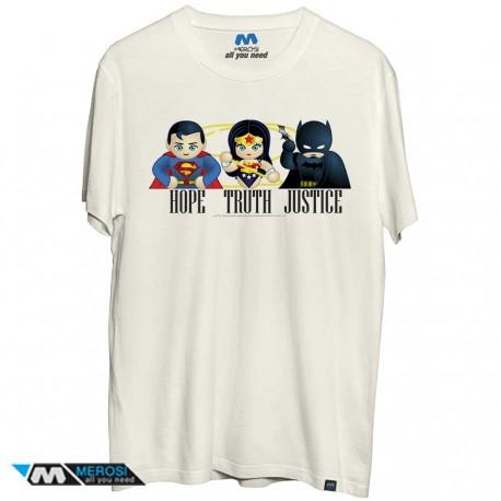تیشرت Tiny Superhero Trifecta