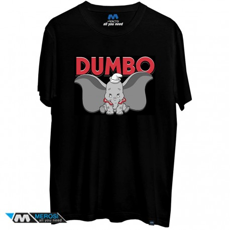 تیشرت Dumbo Red