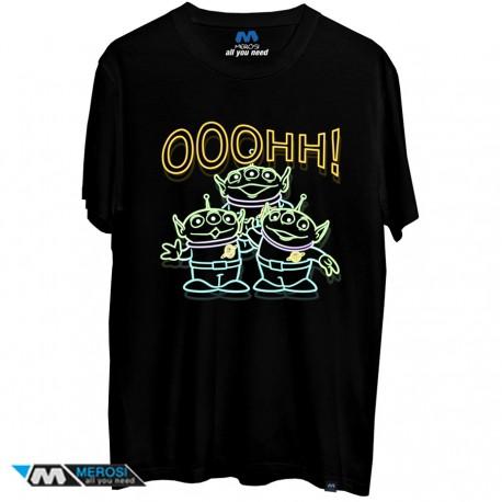 تیشرت OOOHH! Aliens
