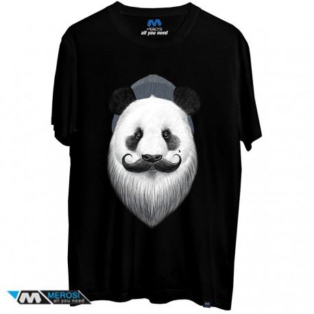 تیشرت Bearded panda