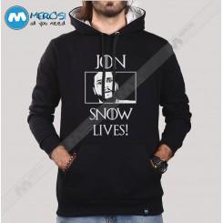 سویشرت jon snow live