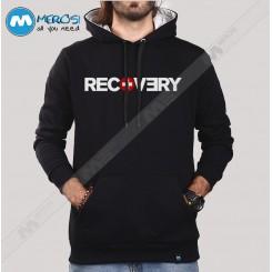 سویشرت Eminem Recovery Logo