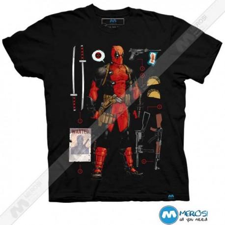 تیشرت Deadpool Accessories