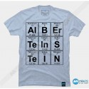 تیشرت طرح Al-B-Er-Te-In-S-Te-I-N (Albert Einstein)
