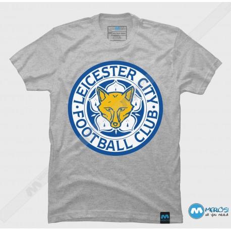 تیشرت طرح Leicester City Logo