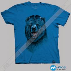 تیشرت طرح The Happiest Bear