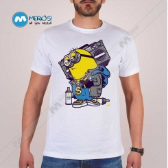 تیشرت Hip Hop Minion