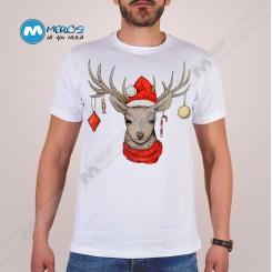 تیشرت Christmas Deer