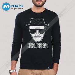 آستین بلند سویشرتی The Heisenberg Face
