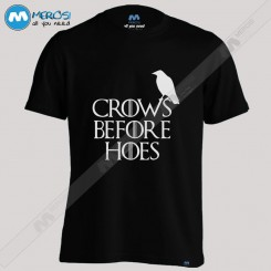 تیشرت Crows Before Hoes2