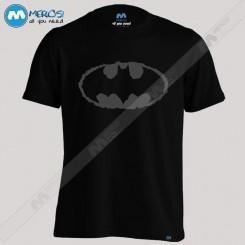 تیشرت Distressed Bat Signal