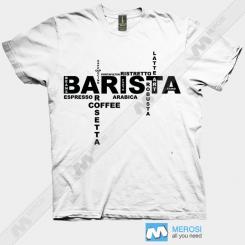 تیشرت طرح Barista