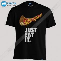 تیشرت پیتزا Just It Eat