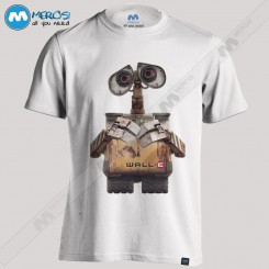 تیشرت طرح WALL.E