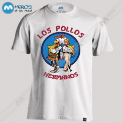 تیشرت Los Pollos Hermanos Breaking bad