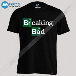 تیشرت طرح Breaking Bad