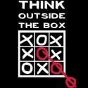 تیشرت طرح Think Out
