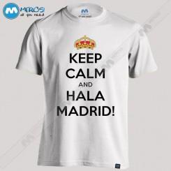 تیشرت طرح HALA MADRID