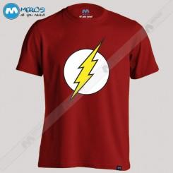 تیشرت طرح فلش Flash