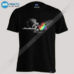 تیشرت طرح Pink Floyd SH
