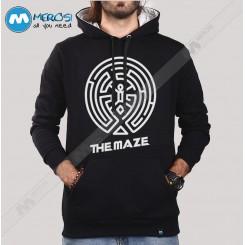سویشرت WetWorld The Maze