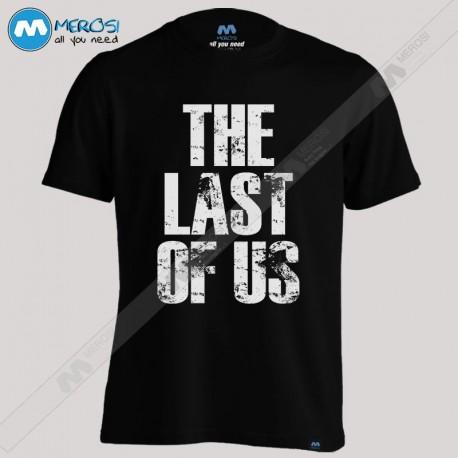 تیشرت The Last Of Us Logo