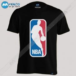 تیشرت NBA Logo