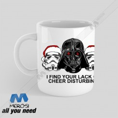 ماگ StarWars Lack Of Cheer