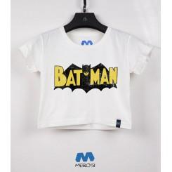نیم تنه دخترانه Batman Vintage
