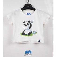 نیم تنه دخترانه Milky Panda