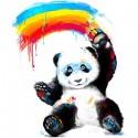 نیم تنه Giant Panda