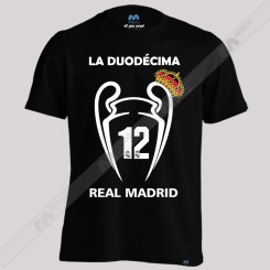تیشرت Real Madrid DUODECIMA