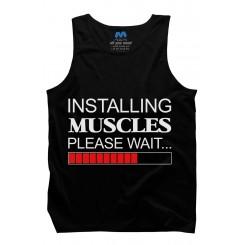 تاپ طرح Installing Muscle