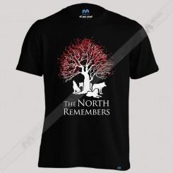 تیشرت پسرانه The North Remmember